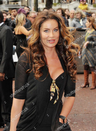 Uk Premiere of 'The Kid' at the Odeon West End Jo-emma Larvin