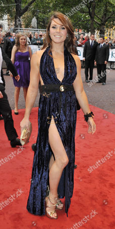 Uk Premiere of 'The Kid' at the Odeon West End Alison Carroll