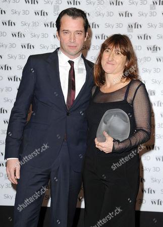 Women in Film and Television Awards at the Hilton Park Lane James Purefoy Presents the Skillset Creative Originality Award to Beeban Kidron