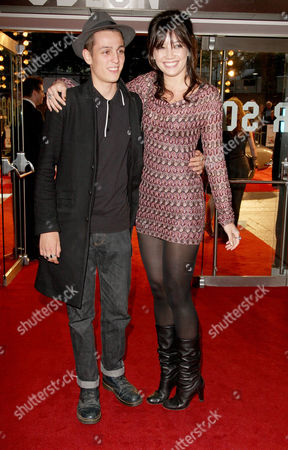 World Premiere of 'Made in Dagenham' at the Odeon Leicester Square Louis Simonon and Daisy Lowe