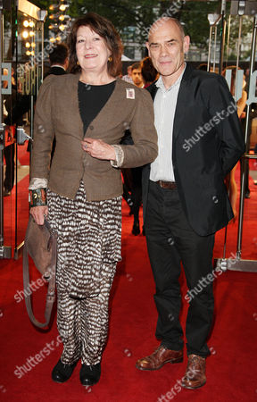 World Premiere of 'Made in Dagenham' at the Odeon Leicester Square Peter Guinness with His Wife Roberta Taylor