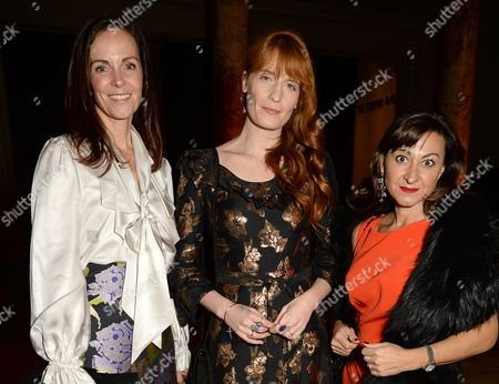Editorial picture of Porter Magazine's Incredible Women Letters Live Special Performance, V&A Museum, London, UK - 29 Nov 2016