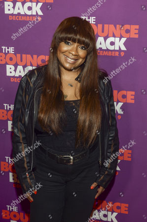 Editorial image of 'The Bounce Back' Advance Screening, New York, USA - 28 May 2016
