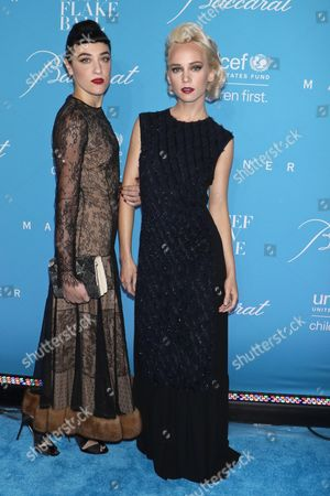 Editorial photo of U.S. Fund for UNICEF's 12th Annual Snowflake Ball, Arrivals, New York, USA - 29 Nov 2016