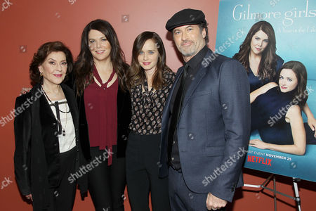 Editorial image of Netflix 'Gilmore Girls: A Year in the Life' New York Special Screening and SAG Q&A, New York, USA - 29 Nov 2016