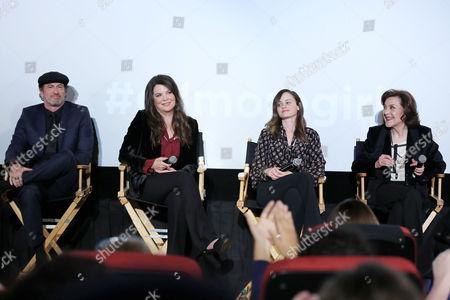 Scott Patterson, Lauren Graham, Alexis Bledel, Kelly Bishop