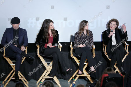 Editorial photo of Netflix 'Gilmore Girls: A Year in the Life' New York Special Screening and SAG Q&A, New York, USA - 29 Nov 2016