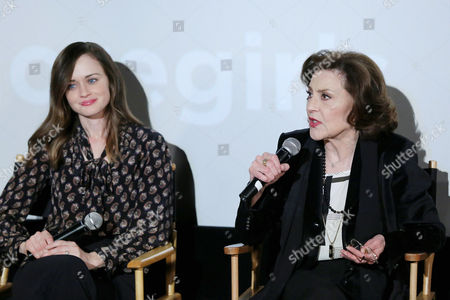 Editorial picture of Netflix 'Gilmore Girls: A Year in the Life' New York Special Screening and SAG Q&A, New York, USA - 29 Nov 2016