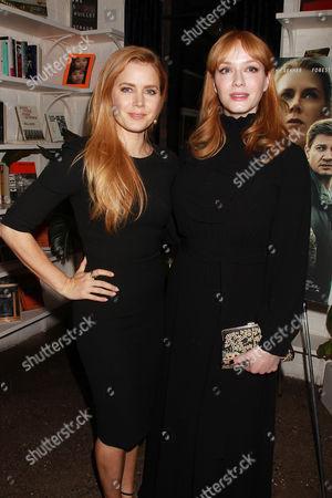 Amy Adams and Christina Hendricks