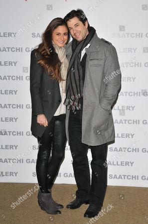 Nathalia Chubin and Adam Garcia