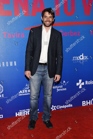 Editorial picture of 'Que Pena Tu Vida' Film Premiere, Mexico City, Mexico - 29 Nov 2016