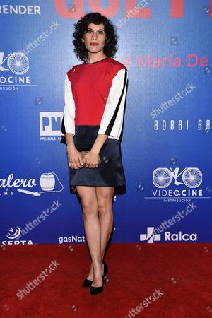 Stock Picture of Ximena Ayala