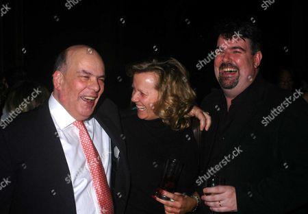 'Carmen' First Night at the Royal Albert Hall Raymond Gubby with Imelda Drumm and John Hudson