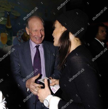 Launch Party of 'E is For Eating' at Kensington Place Charles Palmer Tomkinson Hands Over Taxi Money to His Daughter Tara Palmer Tomkinson