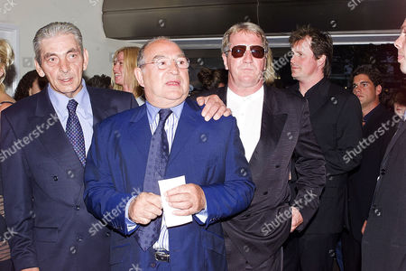 'Snatch' Premiere at the Odeon Leicester Square and Afterparty at Rock Tony Lambrianou and Freddie Foreman