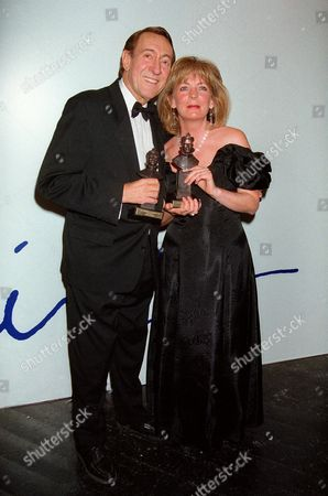 1993 Society of West End Theatre Awards (olivier Awards) Robert Stephens (best Actor 'Henry Iv (parts 1 & 2) with Alison Steadman (best Actress 'The Rise and Fall of Little Voice')
