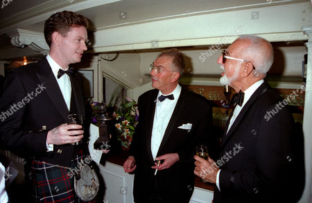 1995 Society of West End Theatre (olivier Awards) John Gordon-sinclair (best Actor in A Musical 'She Loves Me') Michael White and Harold Prince