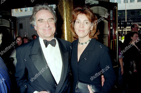 1995 Society of West End Theatre (olivier Awards) Richard Eyre with His Wife Sue Birtwistle