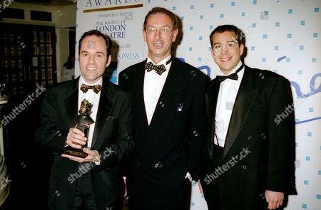 1995 Society of West End Theatre (olivier Awards) the American Express Award For Best New Musical 'Once On This Island' Music by Stephen Flaherty (l)