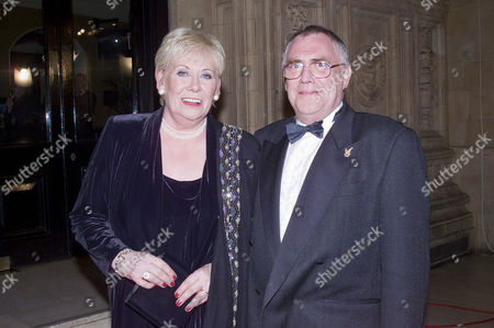 National Television Awards at the Royal Albert Hall Elizabeth Dawn and Bill Tarmey