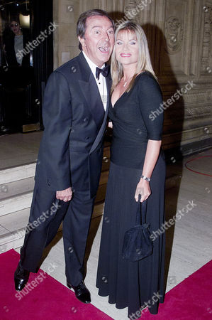 National Television Awards at the Royal Albert Hall Des O'connor with His Partner Jodie Brooke Wilson