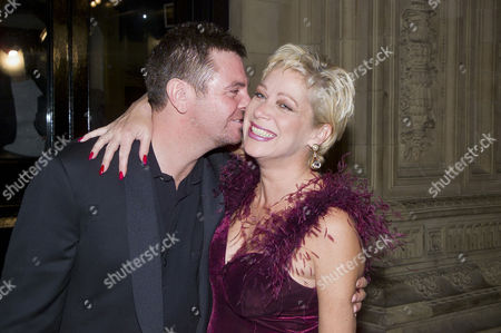 National Television Awards at the Royal Albert Hall Philip Middlemiss and Denise Welch