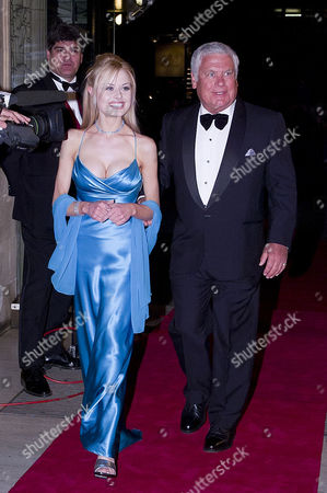 National Television Awards at the Royal Albert Hall Madeleine West and Tom Oliver (neighbours)