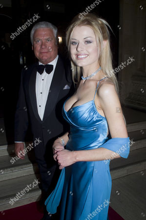 National Television Awards at the Royal Albert Hall Tom Oliver and Madeleine West (neighbours)