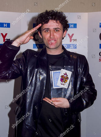 British Comedy Awards at London Tv Studios Tommy Tiernan (best Stand Up Comedian)