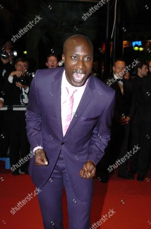 The 2005 Cannes Film Festival Midnight Screening of Kiss Kiss Bang Bang at the Festival De Palais Oswald Boateng