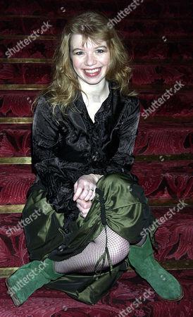 Editorial image of Critics Circle Theatre Awards 2003 at the Theatre Royal Drury Lane - 04 Feb 2003