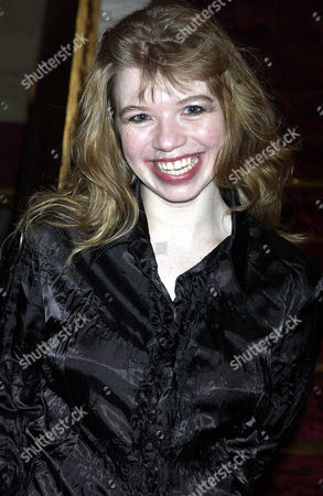 Editorial photo of Critics Circle Theatre Awards 2003 at the Theatre Royal Drury Lane - 04 Feb 2003