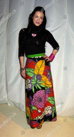Elle Style Awards at Spitlefields Market Julie Dreyfuss