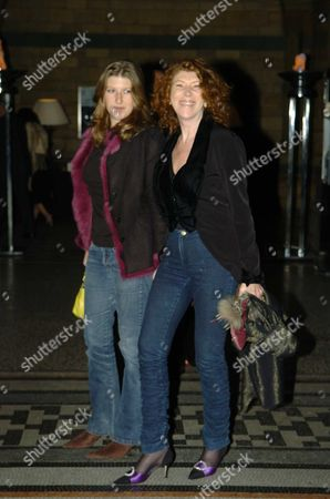 The European Premiere Party of Harry Potter & the Prisoner of Azkaban at the Natural History Museum Nona Summers with Her Daughter