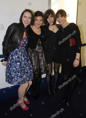 The Premiere of Happy Go Lucky at the Odeon Parkway Camden Town London Kate O'flynn Alexis Zegerman Sally Hawkins & Caroline Martin