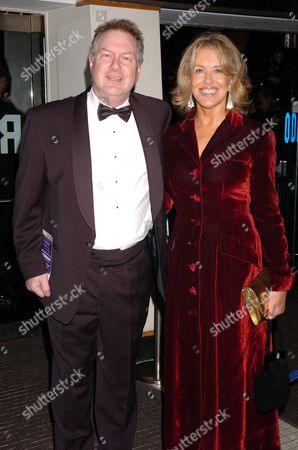 Arrivals at the Royal Film Performance of Ladies in Lavender at the Odeon Leicester Square Natascha Mcelhone's Mother Noreen Taylor & Step-father Roy Greenslade