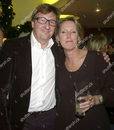 Launch Party For the Book 'Cooking' at Links Sloane Square John Ayton with His Wife Annoushka Ducas (founders of Links)