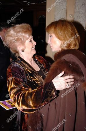 World Charity Premiere Party of 'Alfie' at the Koko Club Camden High Street London Millicent Martin & Shirley Anne Field