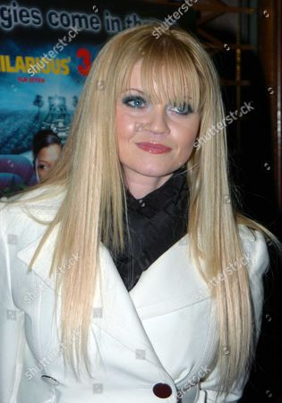 Premiere of 'Scary Movie 3' at the Ugc Cinema Haymarket Daniella Westbrook