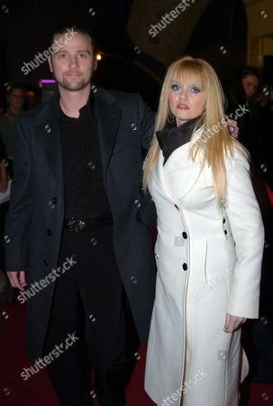 Premiere of 'Scary Movie 3' at the Ugc Cinema Haymarket Daniella Westbrook with Her Husband Kevin Jenkins