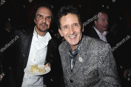 Press Night For 'The Jersey Boys' at the Prince Edward Theatre and Afterparty at the Natural History Museum Dave Clarke and Frank Allen