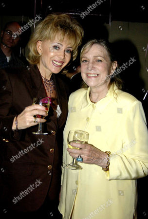 Publication Party For 'The Party Bible' and 'Top Hat and Tails' at the Cabinet War Rooms Whitehall Sally Farmiloe and Shirley Conran