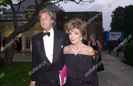 Serpentine Gallery 30th Anniversary Gala Dinner and Charity Auction in Aid of the Uk's Children's Cancer Study Group and the Serpentine Gallery at the Serpentine Gallery Kensington Gardens Robin Hurlstone and Joan Collins
