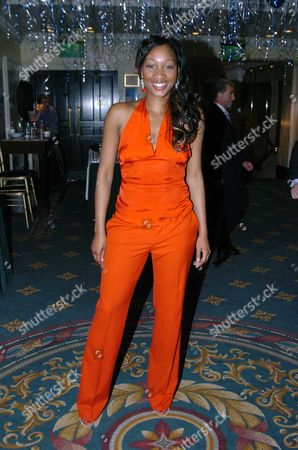 The Nordoff-robbins O2 Silver Clef Awards Lunch at the Inter-continental Hotel Terri Walker