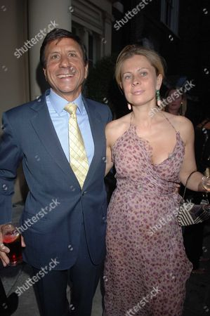 The Tatler Magazine Summer Party at Home House Portman Square London Sir Rocco & Lady Forte