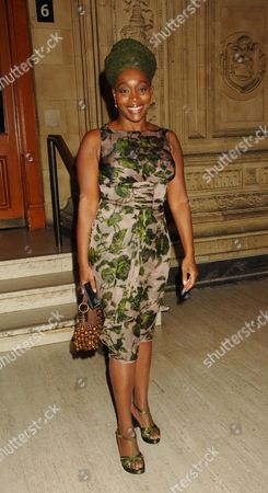 The 2006 National Television Awards at the Royal Albert Hall - Arrivals Angela Wynter
