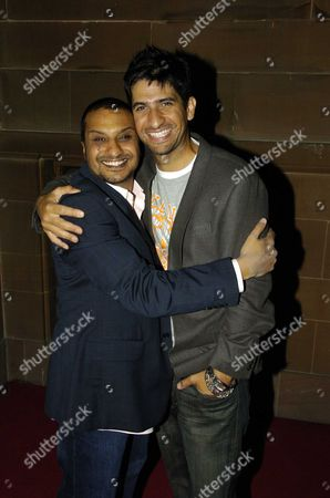 1st Night Party For Twelfth Night at the High Commission of India Kulvinder Ghir & Raza Jaffrey
