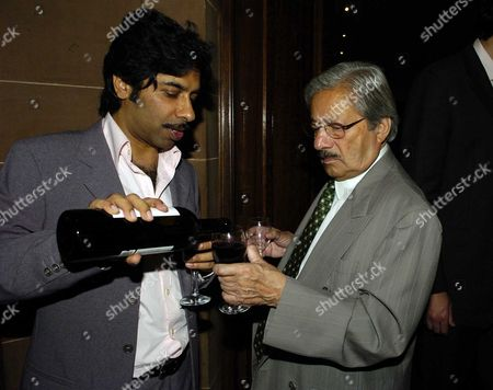 1st Night Party For Twelfth Night at the High Commission of India Shiv Grewal & Saeed Jaffrey