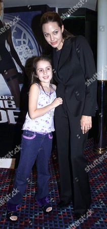 Editorial image of Uk Premiere of 'Lara Croft: Tomb Raider' at the Empire Leicester Square and Afterparty - 03 Jul 2001