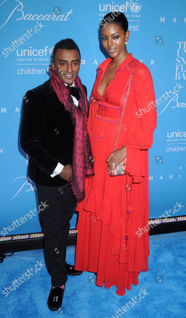 Editorial image of U.S. Fund for UNICEF's 12th Annual Snowflake Ball, Arrivals, New York, USA - 29 Nov 2016